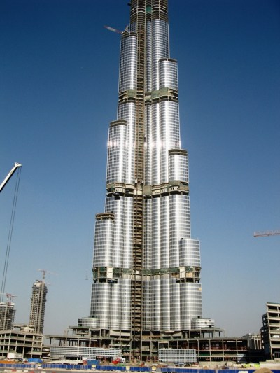 The Tallest Building in the World – The Burj Khalifa ...