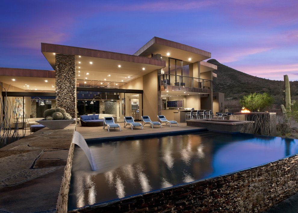 Top 50 Modern House Designs Ever Built    Architecture Beast Modern home in the desert