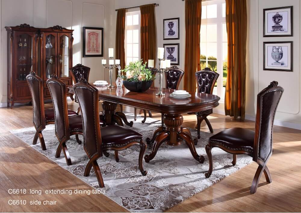 Top 18 King Size Dining Room Sets That You Have Hardly