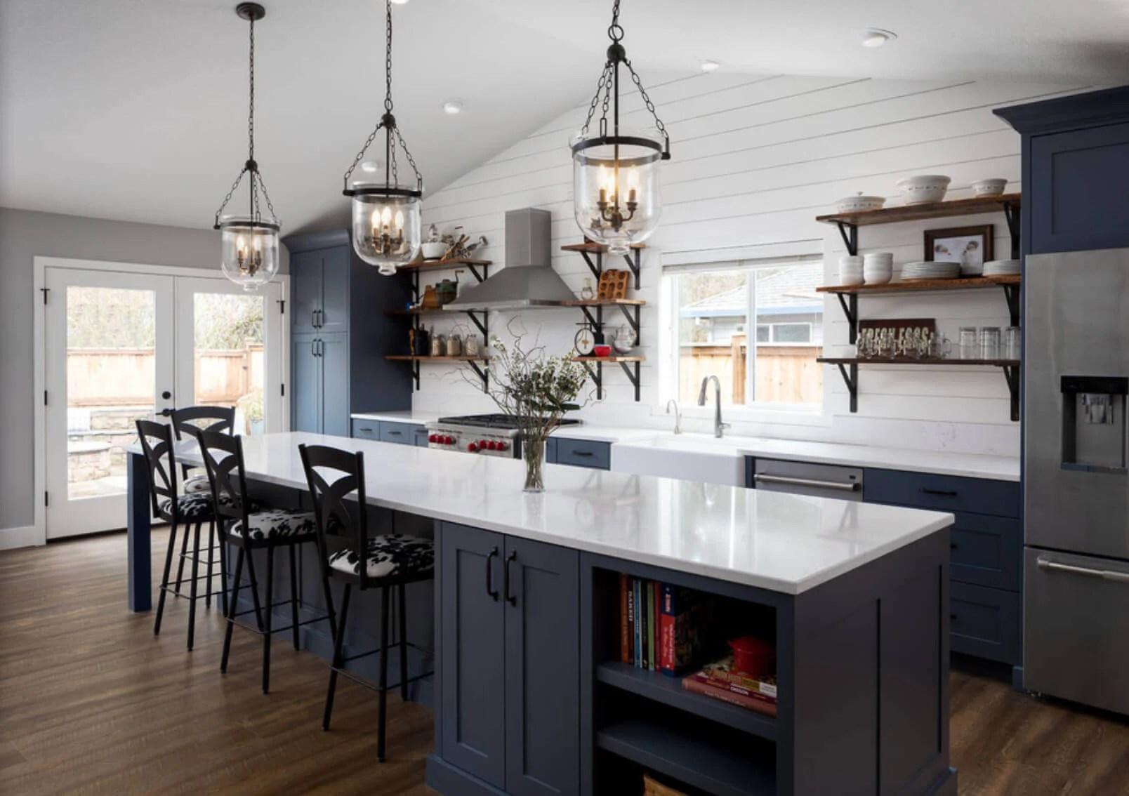 30 Distinct Ideas To Modernize Your Farmhouse Kitchen
