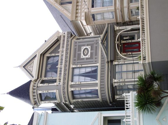 Queen Anne   Architectural Styles of America and Europe San Francisco
