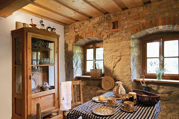 Alte Bauernhäuser neu erleben. medienservice architektur