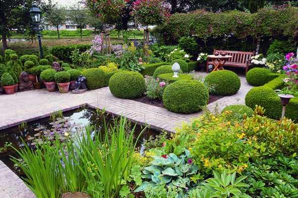 50 kleine Gärten von 20 bis 150 qm. medienservice architektur und bauwesen