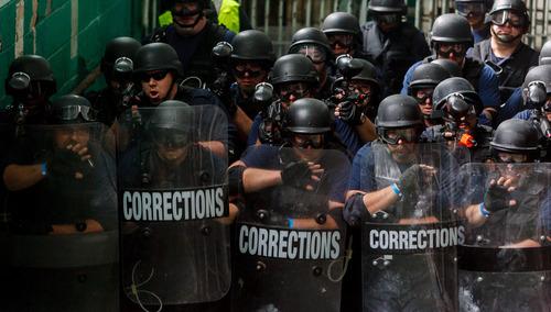 Michigan Department Corrections