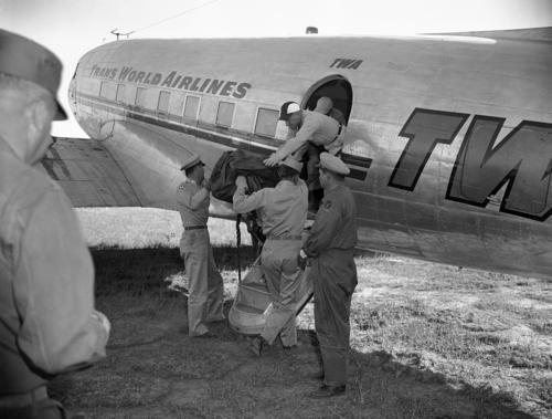 Plane Crash 1956 30 June
