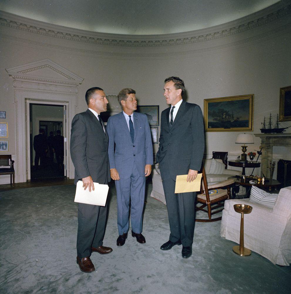 Kennedy Secretary Interior