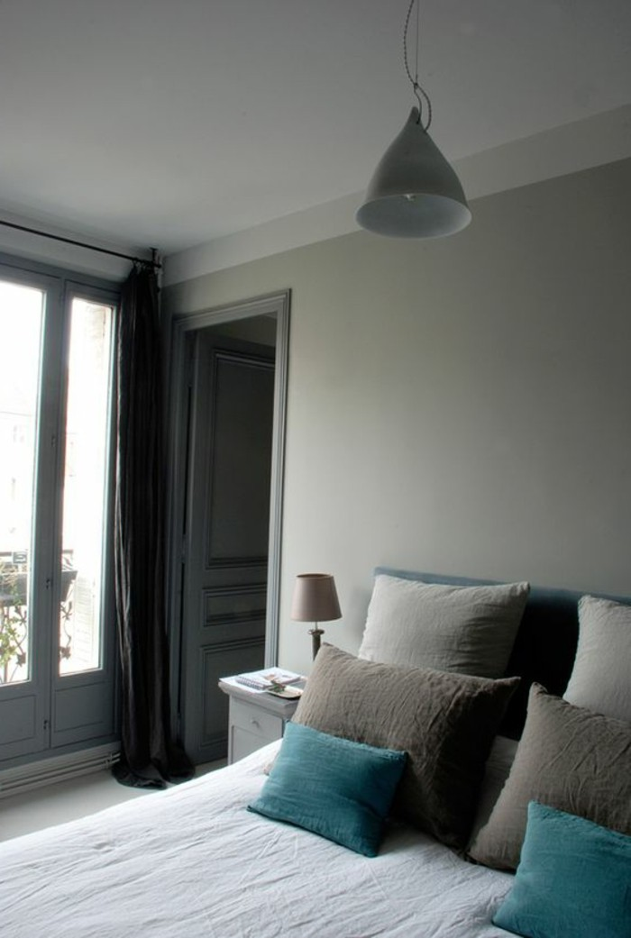 Yellow Gray And Brown Living Room