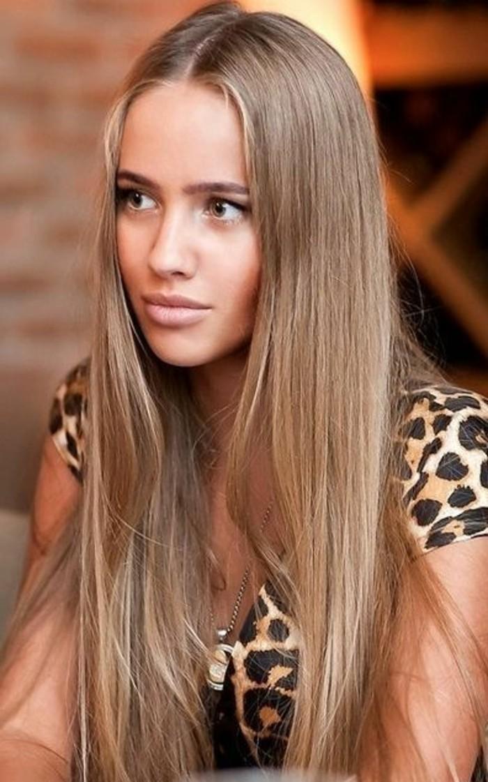 Jennifer Aniston Light Brown Hair
