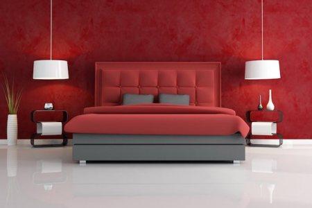 Chambre Rouge Gris Blanc Deco Salon Rouge Et Noir Deco Salon Rouge