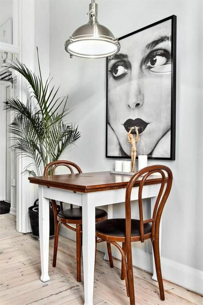 Narrow Kitchen Breakfast Bar