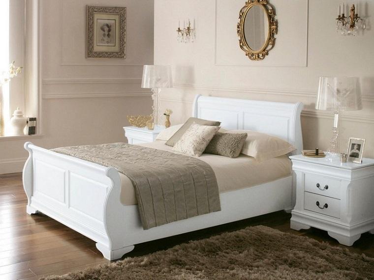 Arredamento Shabby Chic Camere Da Letto : Camere da letto country bianche camera da letto singola legno