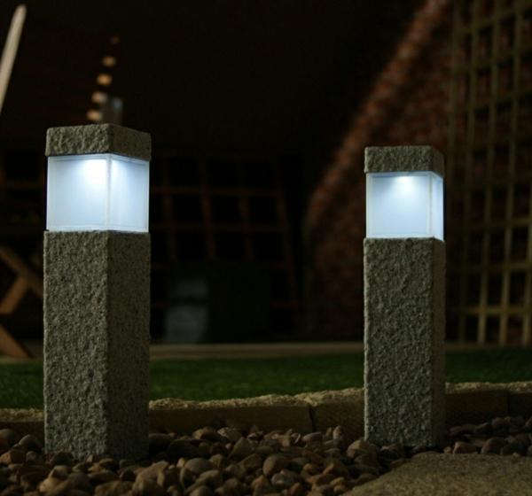 Led Solar Outdoor Lights