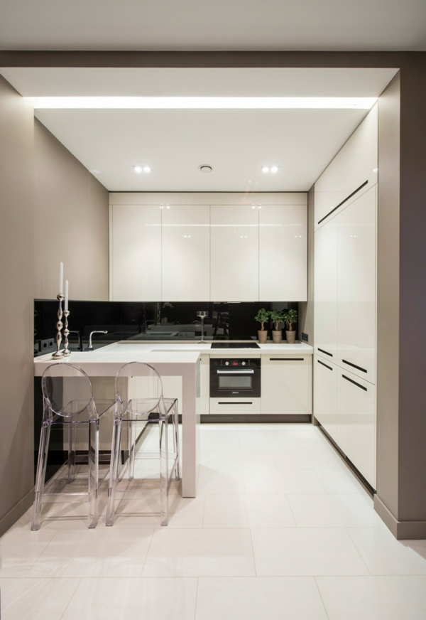Small Modern Kitchens Designs