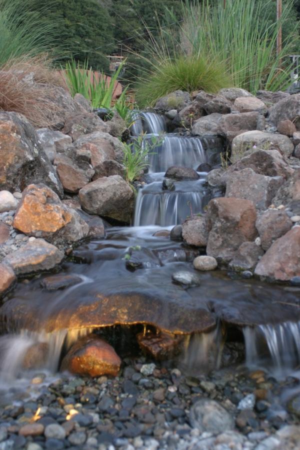Teich Mit Wasserfall 31 Tolle Bilder