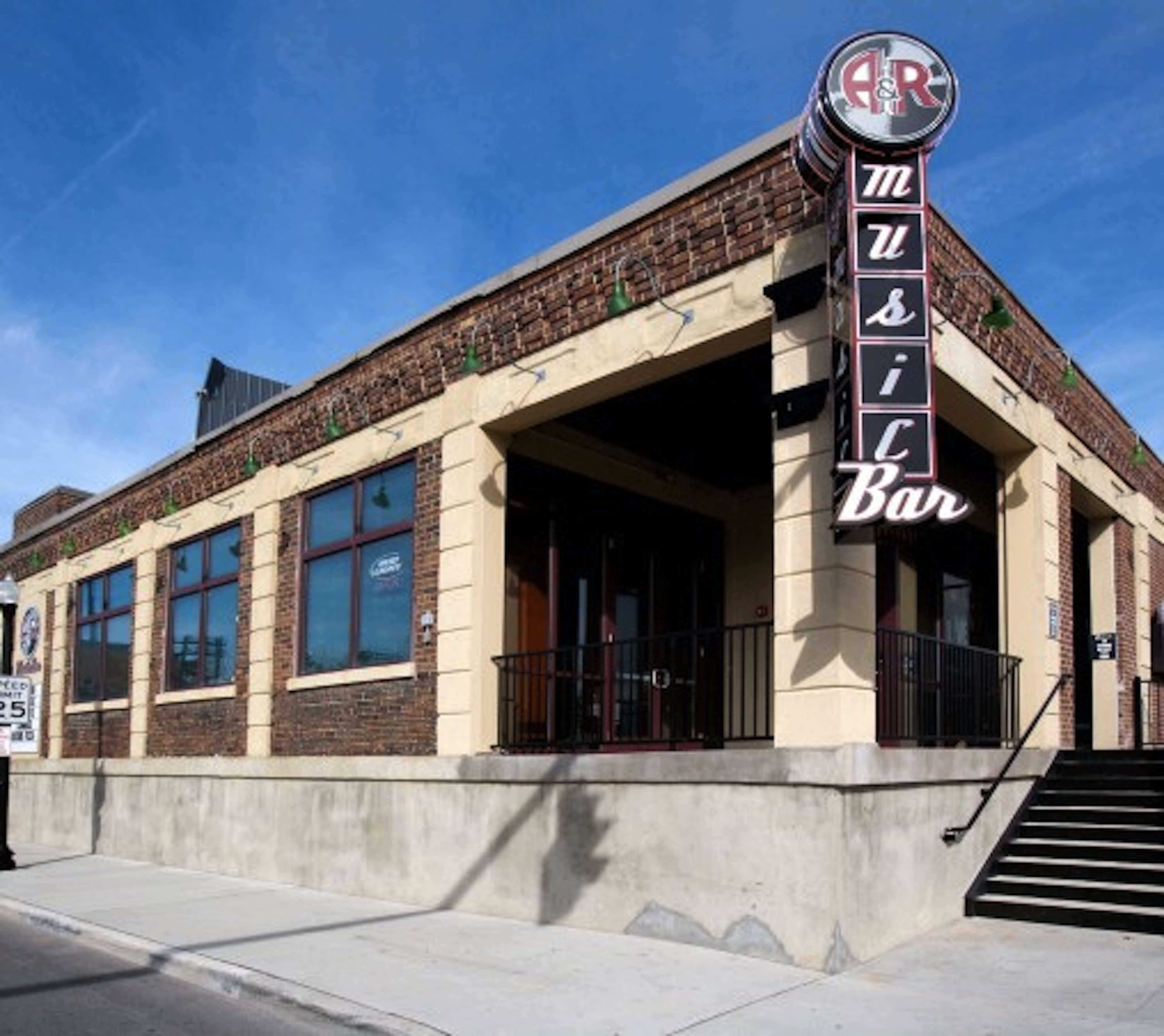 A And R Music Bar Live Music Columbus Ohio Arena District