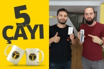 Kablosuz mouse hediyeli canlı yayın! - 5 Çayı #177
