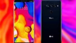 Beş kameralı LG V40 ThinQ özellikleri sızdırıldı!