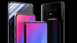 Android Pie Galaxy S10 modellerini ortaya çıkarttı!