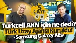 Artık Türkiye'nin de uzay ajansı var! - 5 Çayı #201