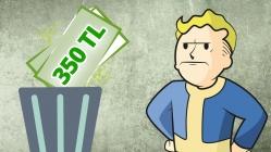 350 TL'yi çöpe atmak! Fallout 76 inceleme!