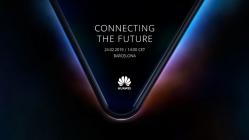 Katlanabilir telefon Huawei Mate X ortaya çıktı!