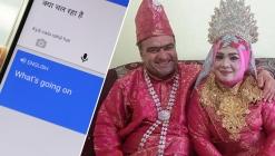 Translate kullanarak evlenen Türk gündem oldu!