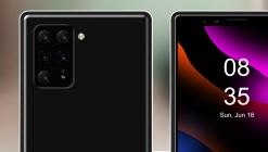 Sony'den arka tarafında altı kamera yer alan telefon
