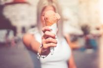 Vegan dondurma üretildi