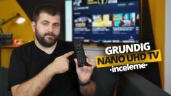 HDR destekli akıllı Grundig 65GCU9800 inceleme
