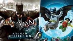 Batman oyunları ücretsiz oldu! Toplam 6 oyun