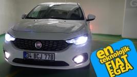 Fiat Egea ile test sürüşü yaptık! - Behzat Ç.'yi andık!