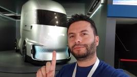 Türk tasarımı Tesla Semi rakibi Ford F-Vision!