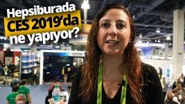 Hepsiburada, CES 2019'da ne yapıyor? (Video)