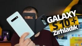 Galaxy S10 Plus'ı Spigen ile zırhladık!