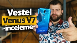 Vestel Venus V7 inceleme - Neler sunuyor?