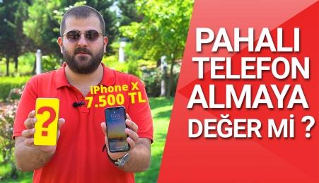 iPhone X vs Zenfone 5Z! Fiyat farkına değer mi?