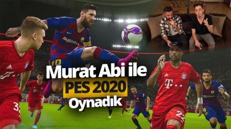 Murat abi ile PES 2020 inceleme! Şimdi FIFA düşünsün!