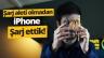 Huawei Mate 20 Pro ile iPhone şarj ettik!