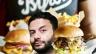 Londra'nın en iyi hamburgeri orada! vLog