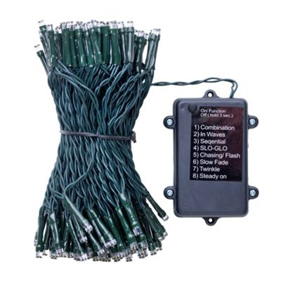 Battery Operated Outdoor String Lights
