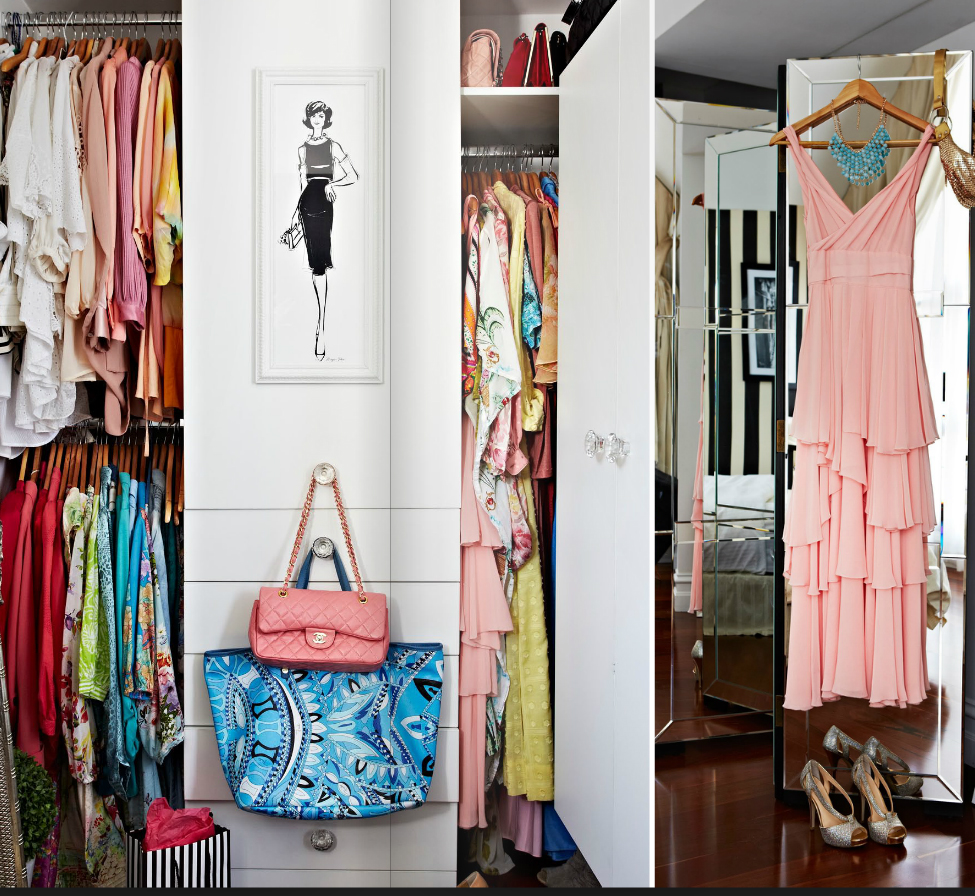 Peek Inside Megan Hess Wardrobe Arhitektura