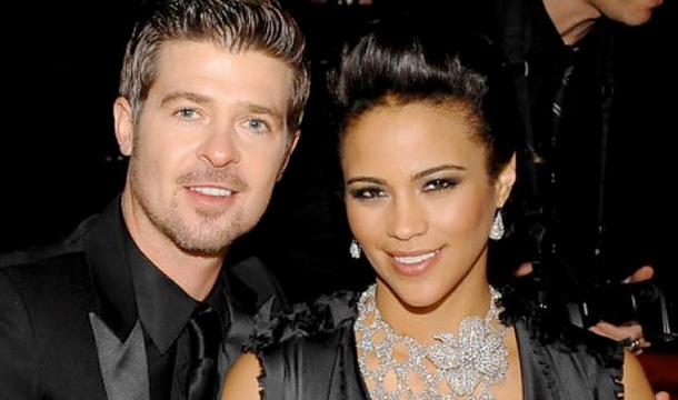 Robin Thicke and Paula Patton: Back Together After ...