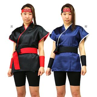 Female Ninja, Kunoichi, Girl Ninja, Ninja Set