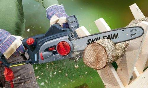 How Should A Chain On A Chainsaw Stand?