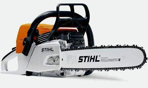 Stihl No Oil Served On A Chain