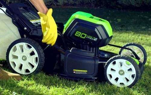 How To Start A Hand Lawn Mower