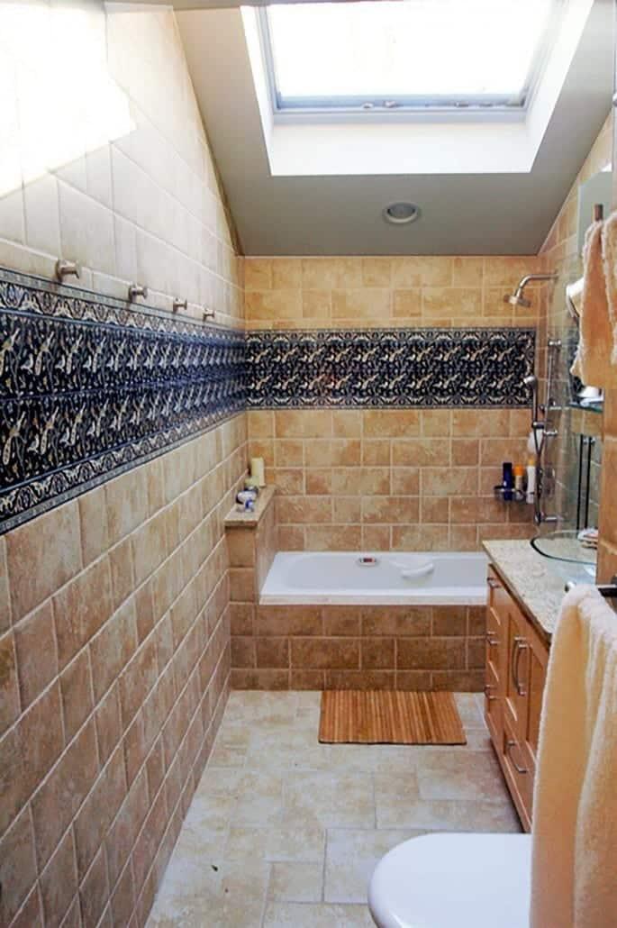 Bathroom Designs Under Stairs