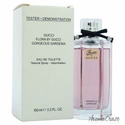 75fe4835dbe Gucci Flora By Gucci Gorgeous Gardenia Edt Spray (Tester) For Women