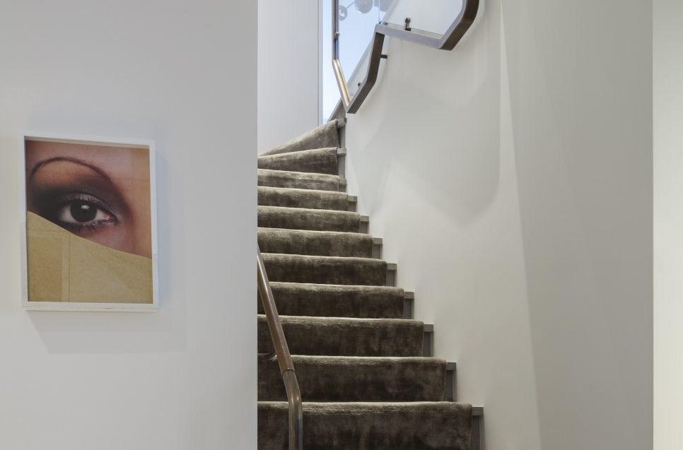 Wall To Wall Carpeting Aronsons   Tweed Carpet For Stairs   Adam   Modern   Mustard   Hard Wearing   Wool