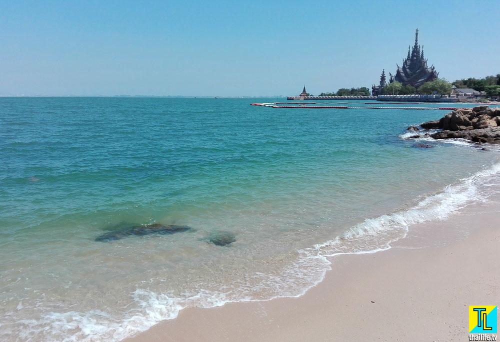 Море и Храм Истины